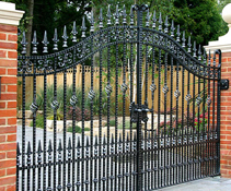 Manchester Electric Gates