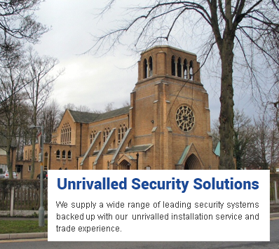 Security Installers Hale Barns