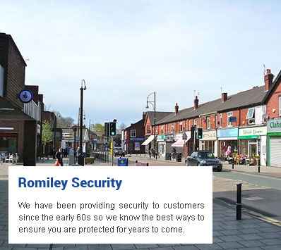 Security Installer Romiley Manchester