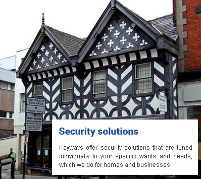 Security Installer Stockport